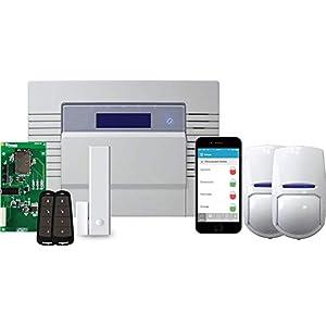 Pyronix ENF/KIT2-UK Professional Enforcer Wireless Burglar Alarm Kit App Compatible
