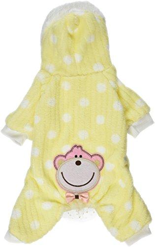 smalllee lucky store Velvet Monkey Sweaters Yellow