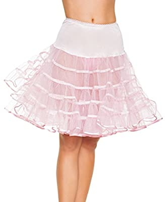 Leg Avenue 83043P Women's Knee Length Petticoat