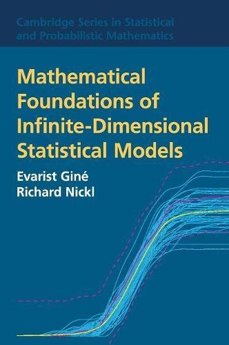Mathematical Foundations of Infinite-Dimensional Statistical Models (Cambridge Series in Statistical and Probabilistic Mathematics) ()