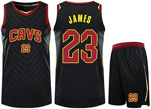 HS-QIAN1 23# Conjunto De Camiseta De Baloncesto De La NBA Lebron ...