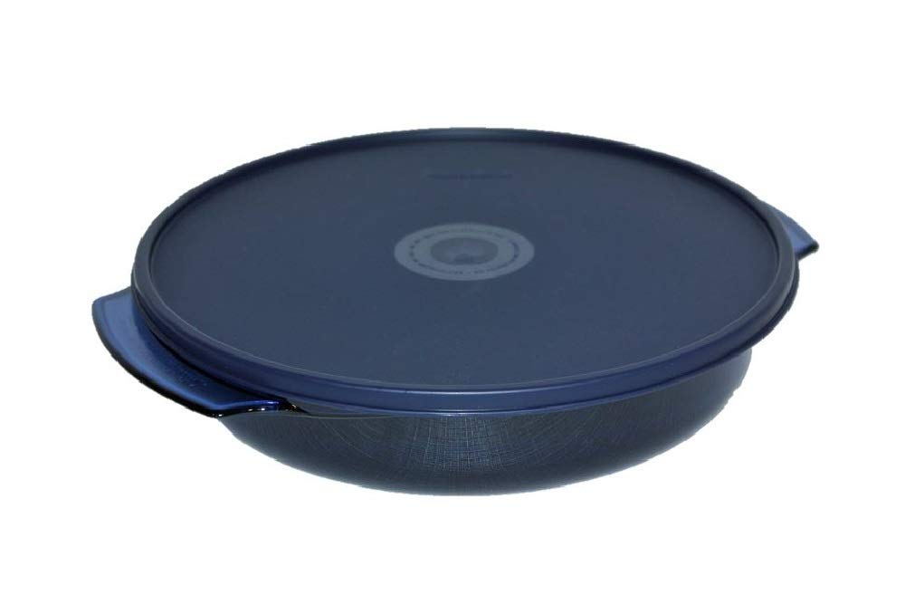 Tupperware - Olla para microondas (1 Q), color azul: Amazon.es: Hogar