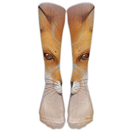 thletic Tube Stockings Women's Men's Classics Knee High Socks Sport Long Sock One Size ()