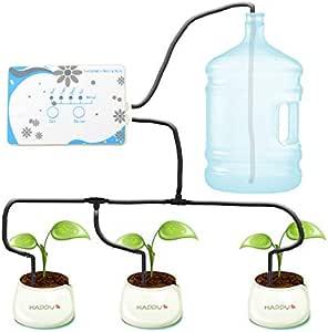 Amazon.com : MAYiT Garden Automatic Drip Irrigation System ...