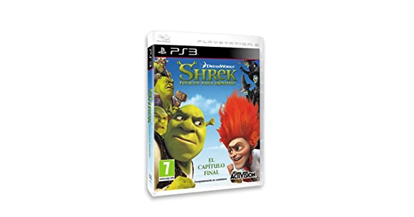 Shrek Felices para siempre PS3: sony playstation3: Amazon.es: Videojuegos