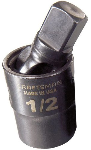 Craftsman 9-23765 1/2-Inch Drive Impact Swivel Universal Joint