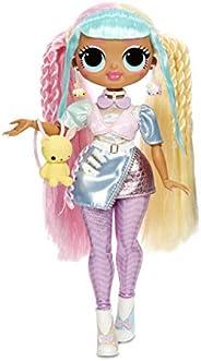 L.O.L. Surprise! O.M.G. Candylicious Fashion Doll with 20 Surprises,Multicolor