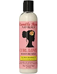Camille Rose Naturals Curl Love Moisture Milk, 8 Ounce