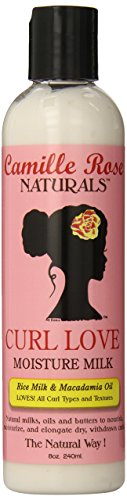 Camille Rose Naturals Curl Love Moisture Milk, 8 Ounce