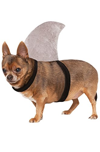 Cat Shark Fin Costume (Fashion Shark Fin Pet Dog Costume New)