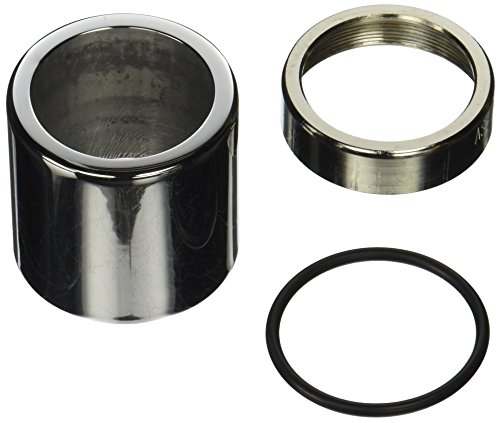 Delta Faucet RP37732 Sleeve, Bonnet and O-Ring for 17 Series, Chrome by DELTA FAUCET