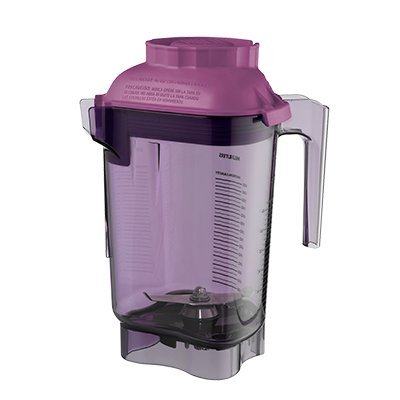 Vitamix Color Advance Container 48 oz with Blade and Lid - Purple by Vitamix (Image #1)