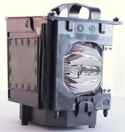 Replacement DLP Lamp with Cage Replaces Mitsubishi 915P049010