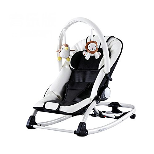 CH BABY infant rocking chair, newborn baby rocker,electric recliner cradle