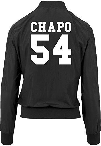 Giacca Freak Chapo Certified Nero 54 Bomber Girls 4wYqrEYO