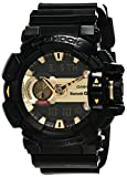 Casio G-Shock Analog-Digital Black Dial Men's Watch - GBA-400-1A9DR (G557)