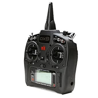 Spektrum DX9 Black Edition System with AR9020 Receiver