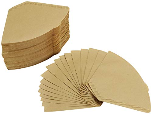 Best Paper Coffee Filters - #4 Cone Coffee Filters (Natural Unbleached,