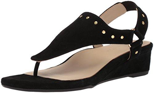Bettye Muller Women's Kent Wedge Sandal Black IXFP7iINLc