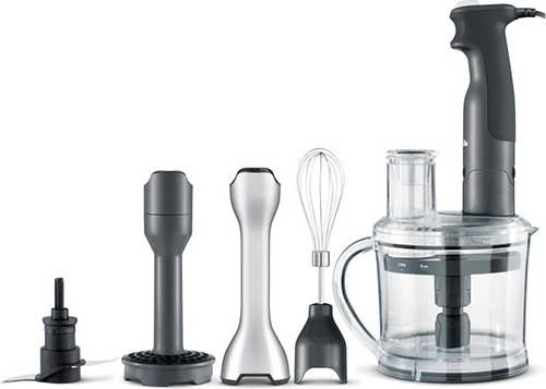 Breville BSB530XL the All In One Processing Station (Breville Mini Food Processor compare prices)