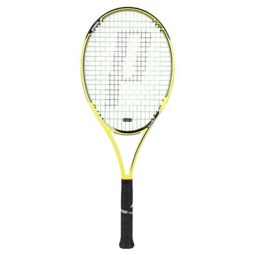 Prince EX03 Rebel Team 98 Tennis Racquet Grip 4 3/8 Yellow NWT Review