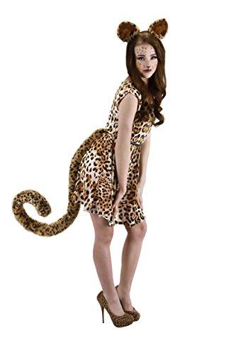 elope Deluxe Oversized Leopard (Adult Leopard Costume)