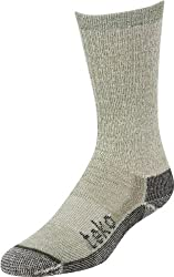 Teko M3RINO.XC Merino Wool Midweight Hiking Socks for Men and Women