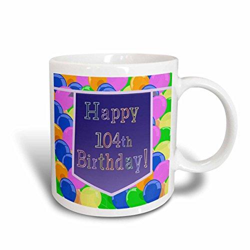 3dRose-Beverly-Turner-Birthday-Design-Balloons-with-Purple-Banner-Happy-104th-Birthday-Mugs