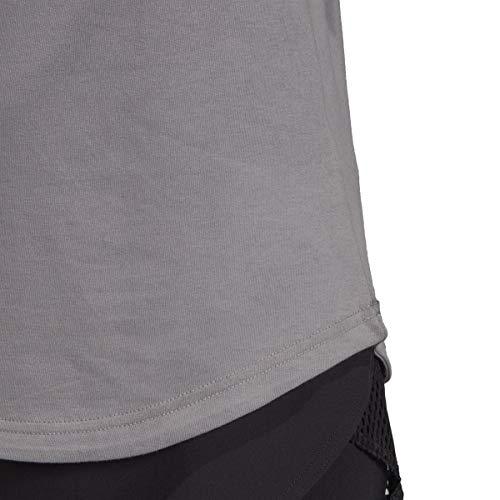 adidas Womens Essentials Linear Loose Tank Top