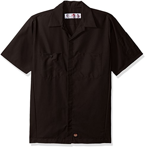 p Crew Shirt, Short Sleeve, Black, X-Large ()