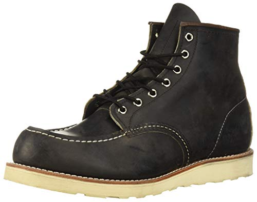 Boots Wing homme 8173 Anthracite Red q7gZwO0