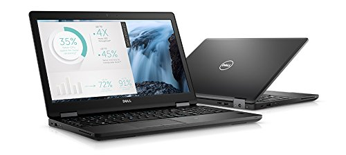 Dell VGY82 Latitude 5580 Laptop, 15.6'' HD, Intel Core i5-7200U, 8GB DDR4, 256GB Solid State Drive, Windows 10 Pro by Dell