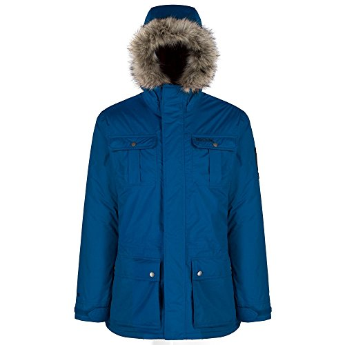 Saltoro para hombres chaqueta impermeable Regatta Prussian mujer Awp5qwR