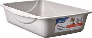 product image for Petmate Open Cat Litter Box, Blue Mesa/Mouse Grey, 4 Sizes