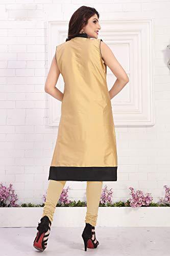 Readymade Partywear Women Facioun Brown Designer Indian Traditonal Ethnic Kurti Da 5 EZIw0w