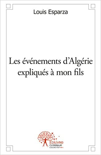 les evenements d'algerie expliques a mon fils