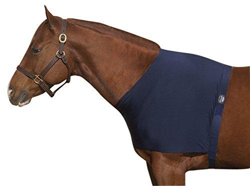 Weatherbeeta Shoulder Guard Navy (Pony) by Weatherbeeta