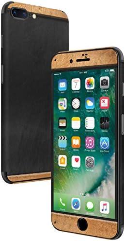 igsticker iPhone SE 2020 iPhone8 iPhone7 専用 スキンシール 全面スキンシール フル 背面 側面 正面 液晶 ステッカー 保護シール 009906 黒板 シンプル