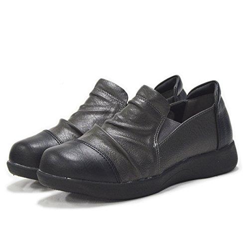 予防接種こどもの日必要とする超軽量 コンフォート カジュアルシューズ 414 幅広 3E レディース 靴