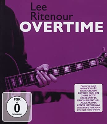 Lee Ritenour - Overtime [Alemania] [Blu-ray]: Amazon.es: Ritenour ...