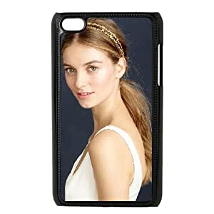 iPod Touch 4 Case Black Alyssa Miller Beautiful With Nice Appearance L0542269