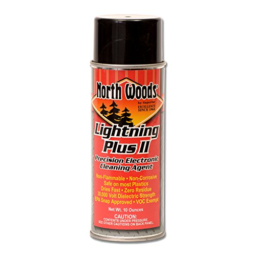 north-woods-lightning-plus-ii-precision-electronic-cleaning-agent