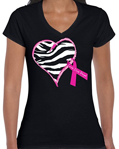 breast-cancer-awareness-zebra-heart-ribbon-printed-junior-v-neck-fitted-t-shirt