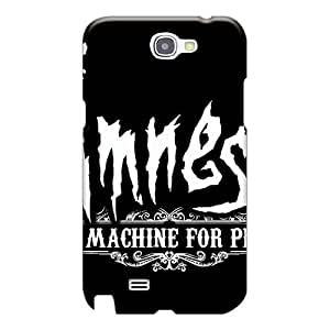 Shockproof Hard Phone Case For Samsung Galaxy Note 2 With Allow Personal Design Lifelike My Dying Bride Band Pictures SherriFakhry