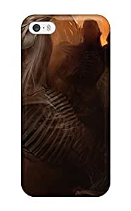 TYH - Iphone 5/5s Case Slim [ultra Fit] Demonic Dark Protective Case Cover phone case