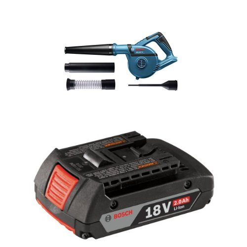 Bosch GBL18V-71N 18V Cordless Blower Bare Tool with 2.0 AH battery