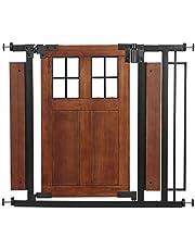 Evenflo Barn Door Walk-Thru Gate (Farmhouse Collection)