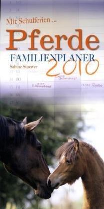 Weingarten-Familienplaner Pferde 2010