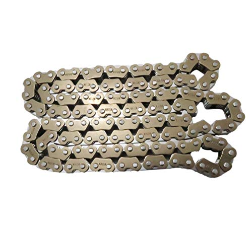 Quality Cam Chain Timing Chain For 2001-2005 Yamaha Raptor 660 & 1998-2001 Yamaha Grizzly 600