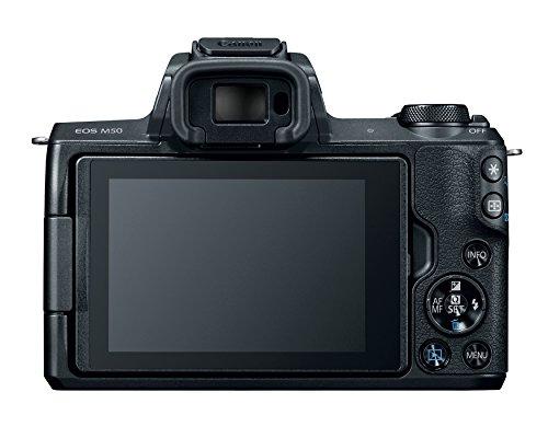 Canon Camera Body with 4K Black